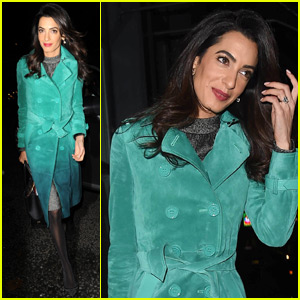 Amal Clooney is an 'Incredibly Fashionable Person,' Says Pal Cindy Crawford