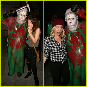 Anna Kendrick & Brittany Snow Creep Their Way Into Immersive Haunt Experience