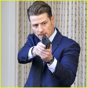 Ben McKenzie: My 'Gotham' Character Tries to Do What's Right