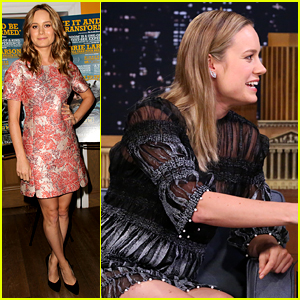 Room's Brie Larson Is Topping Tons of Oscar Predictions Lists!