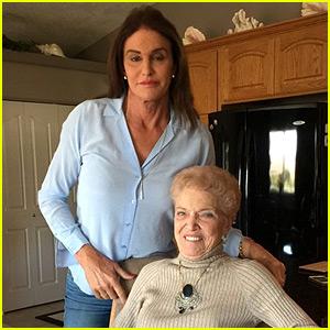 Caitlyn Jenner's Mom Esther Jenner Broke Both Her Hips