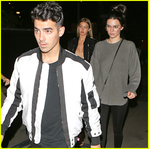 Gigi Hadid & Joe Jonas Hit The 'We Can Survive' Concert With Kendall Jenner