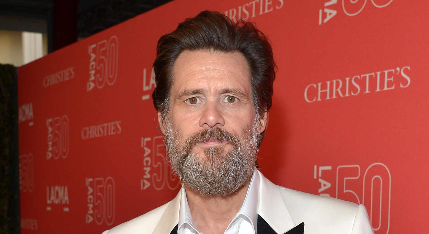 Jim Carrey Serves as Pallbearer at Cathriona White's Funeral