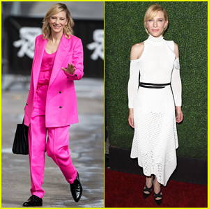 Cate Blanchett Got Her Son's Name from 'Captain Underpants'