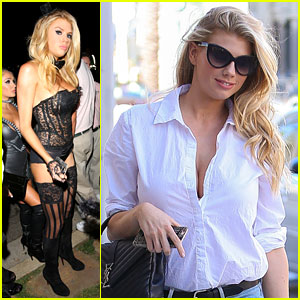Charlotte McKinney Stars in 'Carl's Jr. & Call of Duty' Commercial