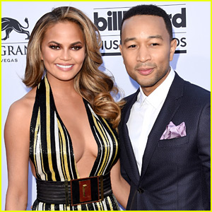 Chrissy Teigen Is Pregnant, Expecting First Child with John Legend!