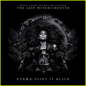 Ciara: 'Paint It, Black' Full Song & Lyrics - LISTEN NOW!