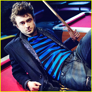 Daniel Radcliffe Loves That New Flick 'Victor Frankenstein' Is A Big Studio Movie
