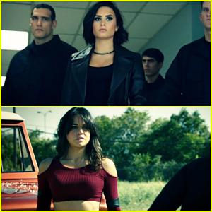Demi Lovato & Michelle Rodriguez Kick Butt In 'Confident' Music Video - Watch Here!