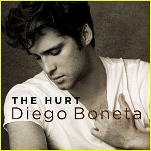 Diego Boneta's New Single 'The Hurt' Is on iTunes - Listen Now!