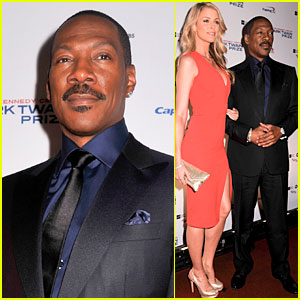 Eddie Murphy Breaks Out Bill Cosby Impression for First Stand-Up Act in 28 Years