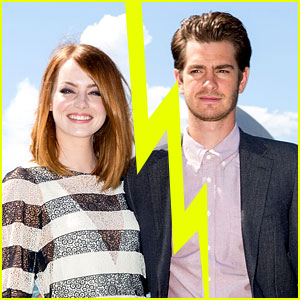 Emma Stone & Andrew Garfield Split After 3 Years of Dating