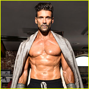 Frank Grillo Abs