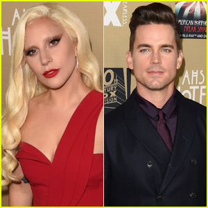 Lady Gaga & Matt Bomer Have Racy Scene on 'AHS: Hotel'!