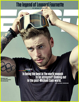 Olympic Skier Gus Kenworthy Comes Out as Gay