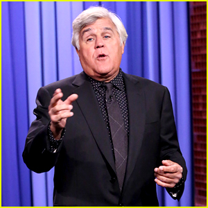 Jay Leno Fills In for Jimmy Falllon During Opening Monologue