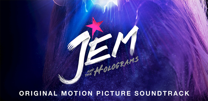 jem and hologram