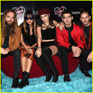 DNCE Party With Charli XCX Ahead of 'Swaay' EP Debut