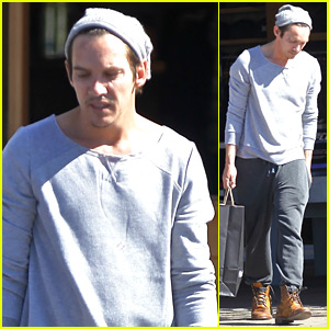 Jonathan Rhys Meyers Makes a Rare Appearance in Malibu