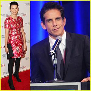 Julianna Margulies & Ben Stiller Show Their Support For Project A.L.S!