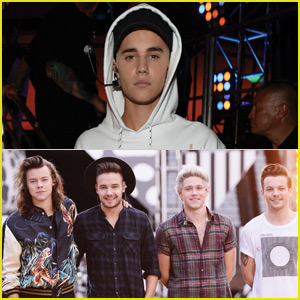 Justin Bieber Reveals Album Title & Talks One Direction (Video)