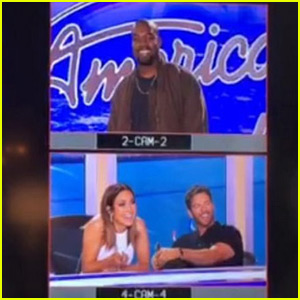Watch Kanye West Audition for 'American Idol'! (Video)