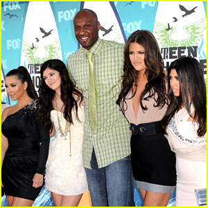 Kardashian Family Releases Joint Statement on Lamar Odom
