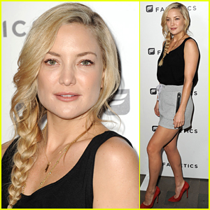 Kate Hudson Looks Stunning At Her Fabletics Fundraiser