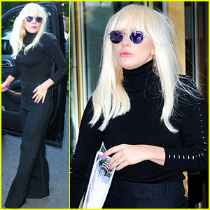 Lady Gaga & Taylor Kinney Are Not Rushing Into a Wedding