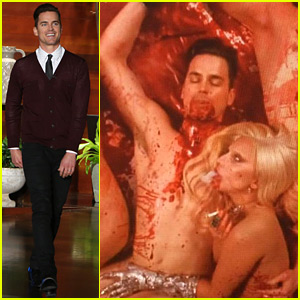 Matt Bomer on His Super Racy 'American Horror Story' Scenes: 'There's Not Much Left to the Imagination!'