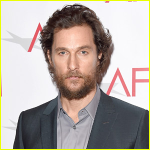 Matthew McConaughey Is Unrecognizable In Costume fo