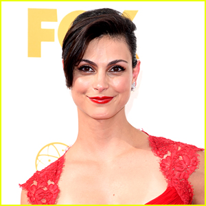 Morena Baccarin's Baby Bump Is Showing N