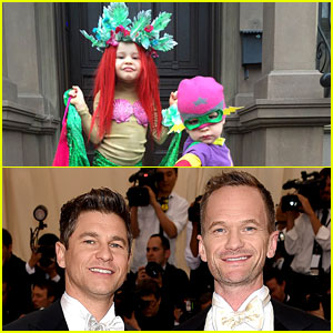 Neil Patrick Harris' Kids' First Halloween Costumes Are So Cute