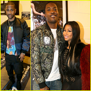 Nicki Minaj & Meek Mill Couple Up At Power 105.1's Powerhouse 2015!