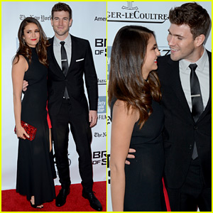 Nina Dobrev & Boyfriend Austin Stowell Make First