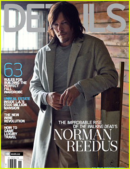 The Walking Dead's Norman Reedus Reflects on Being Labeled as 'Damaged'