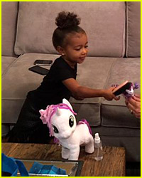 North West Had a Play Date with This Famous Entertainer!