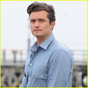Orlando Bloom Films 'Jamie & Jimmy's Friday Night Feast ...