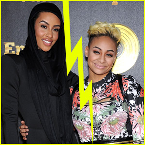 Raven-Symone & Girlfriend AzMarie Livingston Split After 3 Years Together