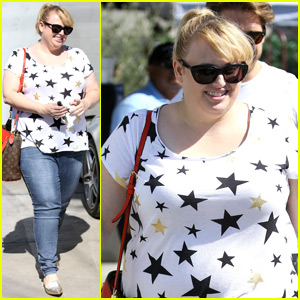 Rebel Wilson Says Plus-Size Clothing is a Lot 'Like What Your Auntie Would Wear to a Wedding'