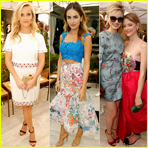 Reese Witherspoon & Jaime King Are Gorgeous Gals at CFDA/Vogue Fashion Fund Show