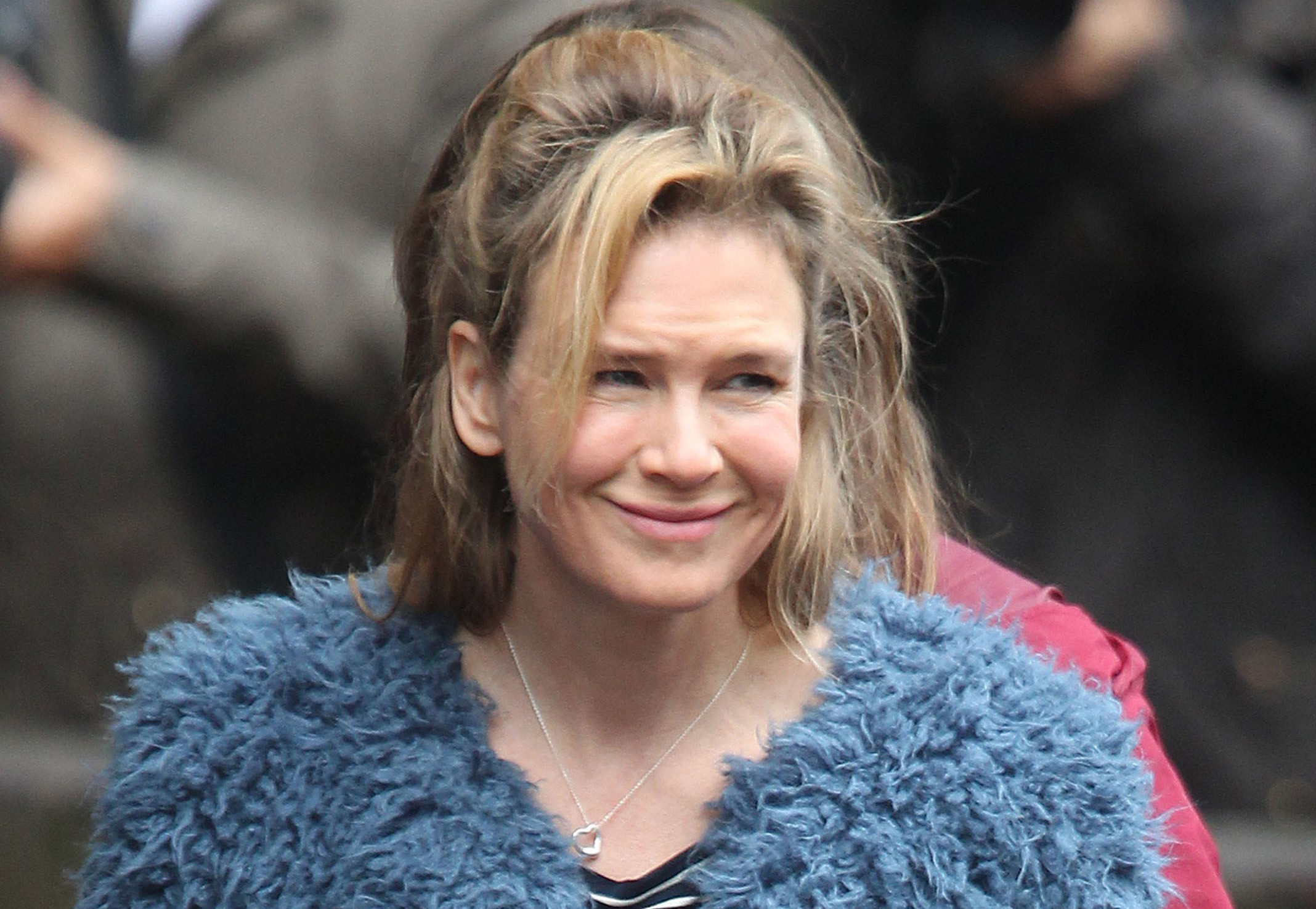 Renee Zellweger in 'Bridget Jones' Baby' – First Photo ...