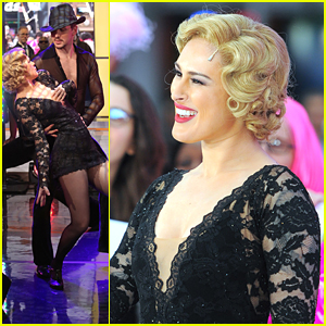 Rumer Willis Brings 'Chicago' To 'GMA' - Watch Her Performance!