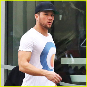 Ryan Phillippe Shares Cool Video from 'Shooter' TV Show Prep