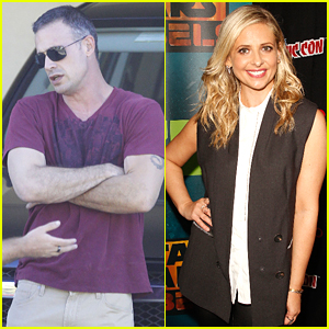 Sarah Michelle Gellar Joins Husband Freddie Prinze, Jr. On 'Star Wars Rebels' This Week!