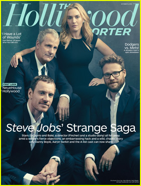 Aaron Sorkin Says Steve Jobs' Widow Told Leonardo DiCaprio & Christian Bale Not to Do the Movie