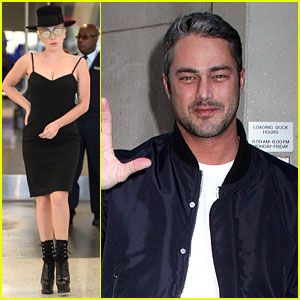 taylor kinney father