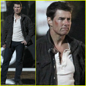 Tom Cruise Continues Filming After Leah Remini Speaks Out Against Him & Scientology