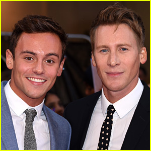 Tom Daley & Dustin Lance Black Are Engaged!