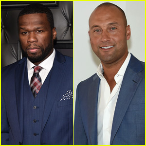 50 Cent Calls Out Derek Jeter for Saying He Was Too 'Urban'